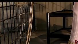 Hot hot hot handcuffed...