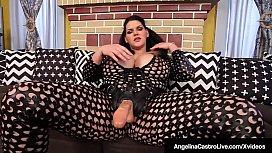 Hot Latina BBW Angelina...