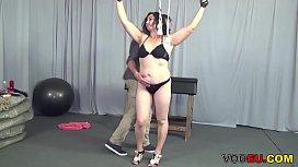 Kinky german mature lady...