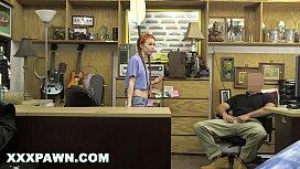XXX PAWN - Redhead Teen...