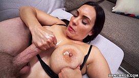 Busty Sophia gets wildly...