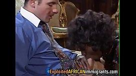 Stunning african babe got...