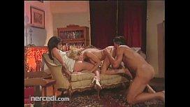 A Vintage Porn Orgy...