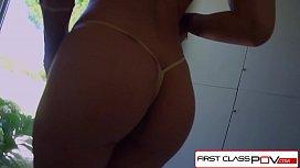FirstClassPOV - Latina Sara Luvv...