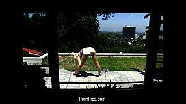 Porn Pros Sex Marathon w Anikka Albrite