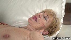 Naughty granny still loves...