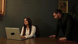 Gabriella Enslaves Her Boss...