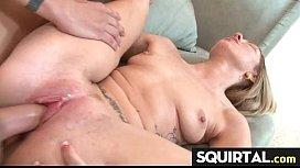 Amzing squirting orgasm 15...