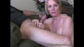 Blonde Melanie On Her...