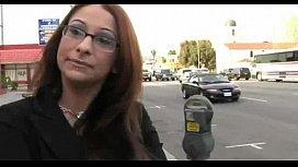 Leah Lexington gets glasses...