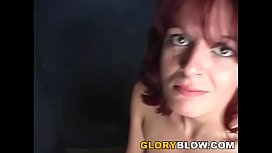 Redhead Nikki Sucks BBC...