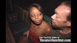 Ebony Teen Porn Theater...
