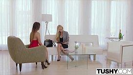 TUSHY Eva Lovia anal...