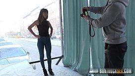 Mona Kim gives a...