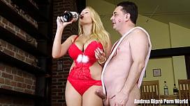 Andrea Dipre anal christmas...