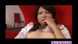 Sexy Yuuna Yano tries...