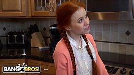 BANGBROS - Petite Teen Redhead...