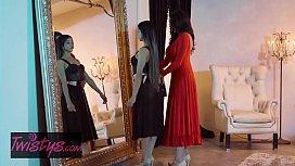 Mom Knows Best - (Missy Martinez, Veronica Rodriguez) - Dancing Cheek to Cheek - Twistys