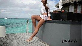 Maldives teasing GML sandals...
