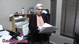Huge Tits Claudia Marie...
