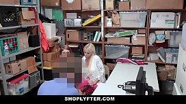 Shoplyfter - Busty teen Fucks...