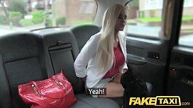 Fake Taxi skinny blonde...