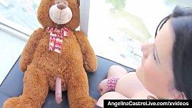 Cuban Babe Angelina Castro...