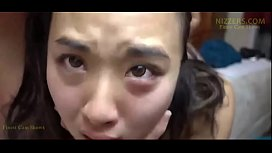 Helpless Asian Schoolgirl Forced Hardcore Fuck On Live