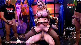 Chessie Kay and Angel...