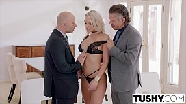TUSHY Alexis intense anal...