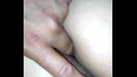 Placer y masturbacion anal...