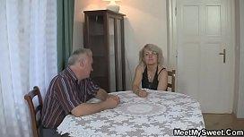 Son found his parents...