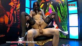 Barbara Bieber Loves Monster Cocks - German Goo Girls