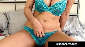 Busty Cougar Julia Ann...
