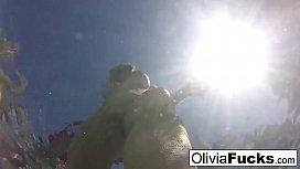 Olivia Austin has some...