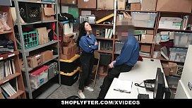 ShopLyfter - Teen Gets Humiliated...