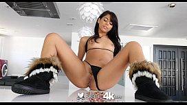 Exotic4k - Sweet tits latina...