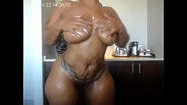 Cherokee Oiling Body Nude xvideos
