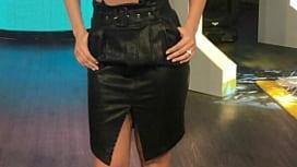 Tania rincon sexys pies Presentadora de tv
