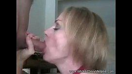 Fetish Cocksucker Granny Facial...