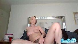Sexy model Jada Stevens...