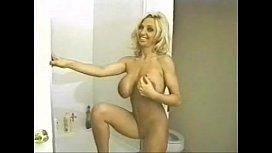 Rebecca Wild shower...
