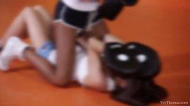 VivThomas - Sporty babes Erika...