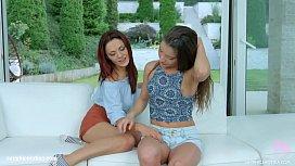 Anita Bellini and Dominica...