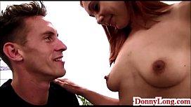 Donny Long breaks ting...