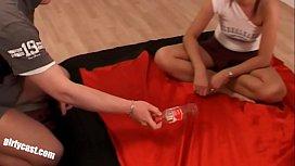 Melanie Spin the Bottle...