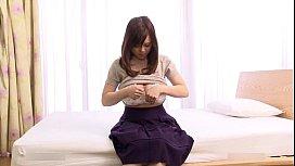 Japanese girl hand express...