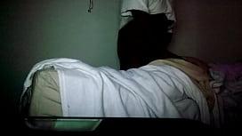 Sleeping bbw...