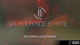Race Cooper fuckes Alesiso Romero