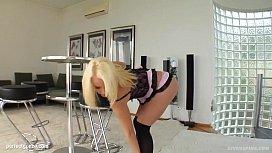 Angie Hard enjoying her body on Give ...